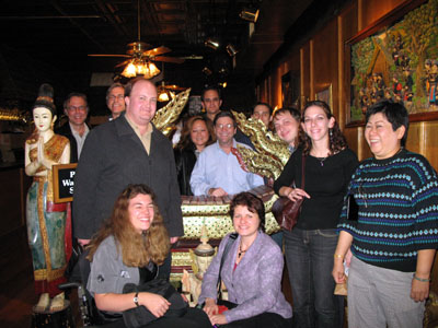 Chicago Dining Out Meetup Group