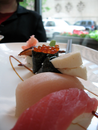 Sushi is a hit or miss venture at Republic.