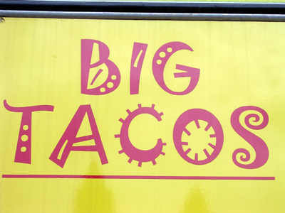 SXSW Restaurant Reviews | Big Tacos