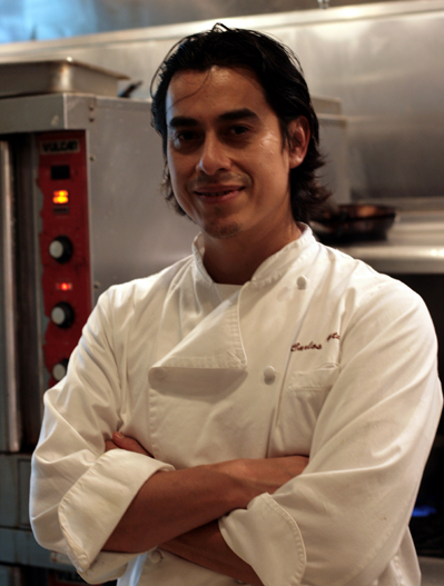 Chef/Owner Carlos Gaytan serves up an amazing menu.
