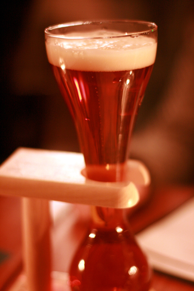 Kwak is fun to say, fun to hold and mighty tasty to drink.