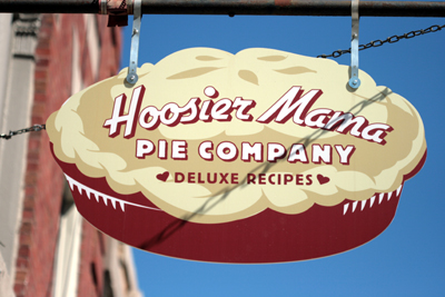 Hoosier Mama Pie, now open!