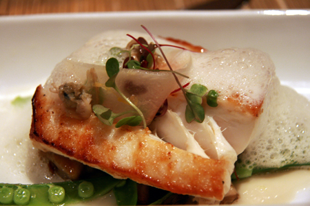 Is the halibut the best entree on the menu?  I think it is, yes!